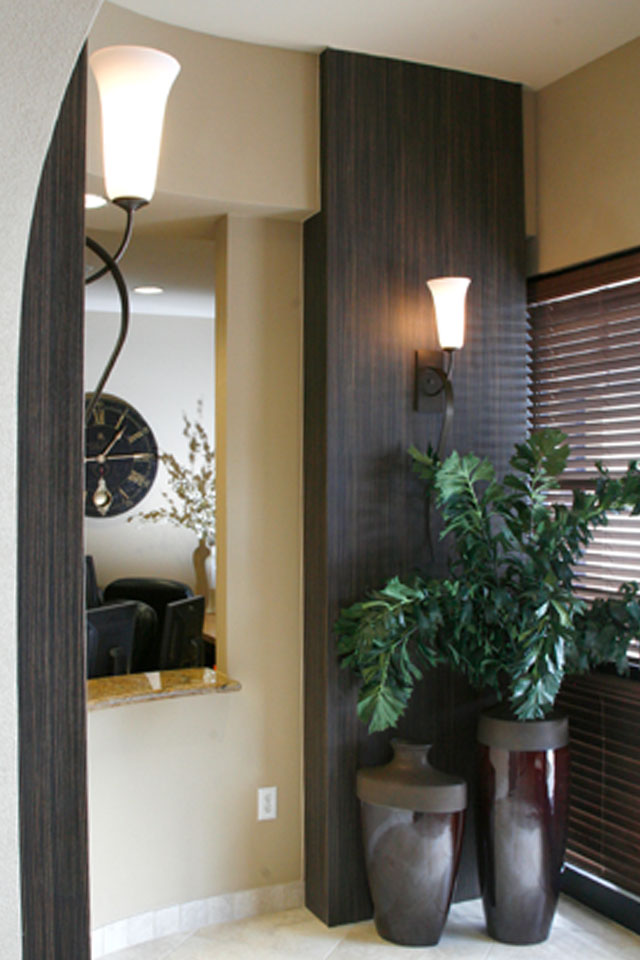 Entry way at Timothy H. Kindt, DDS