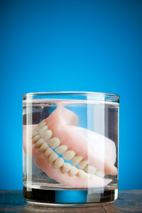 Why You Should Expect to Drool More with a New Set of Dentures